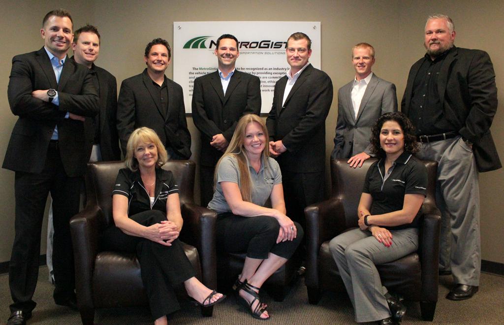 MetroGistics Management Team